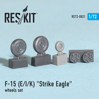 "McDonnell Douglas F-15 (E/I/K) ""Strike Eagle"" wheels set - Image 1"