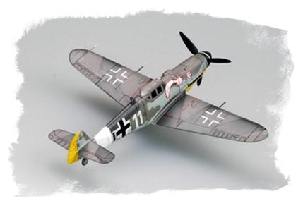 Hobby Boss 80225 Modellino Aereo Bf109 G-6 in Scala 1:72