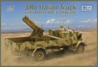 3Ro Italian Truck with 100 mm 100/17 Howitzer