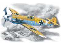 Bf 109F-4Z/Trop WWII German Fighter