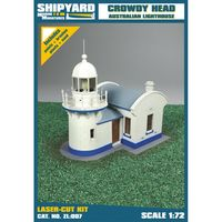 Lighthouse Crowdy Head skala 1:72