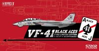 US Navy F-14A VF-41 Black Aces - Image 1