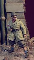WWII Polish Home Army Soldier Warsaw Uprising