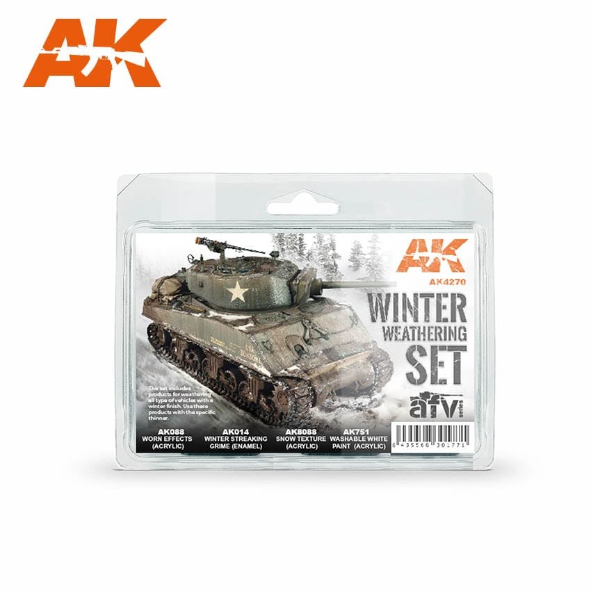 Winter Weathering Set - Image 1