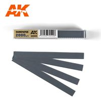 SANDPAPER GRAIN 2000 (WET) - Image 1
