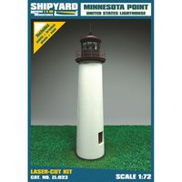Minnesota Point Lighthouse skala 1:72