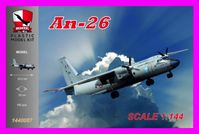 An-26 Romania Air Force