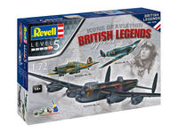 Icons of Aviation British Legends Gift Set - Image 1