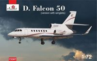 Dassault Falcon 50 (with winglets)