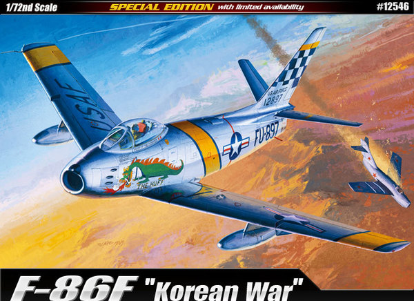 "F-86F ""Korean War"" - Image 1"