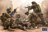 Under Fire. Modern US Infantry - Image 1