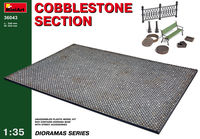 Cobblestone section - Image 1