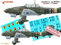 Ju-87 B-1 (Operation Barbarossa)