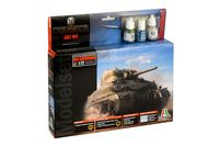 World of Tanks - M4 SHERMAN - Roll Out Model set - Image 1