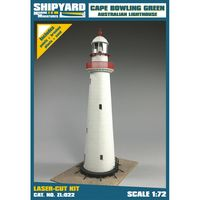 Cape Bowling Green Lighthouse skala 1:72