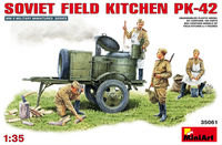 Soviet Field Kitchen PK-42