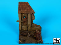 Ruined house base
