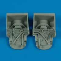 Bf 110C/D Engine Bulkhead Cyber Hobby - Image 1