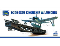 OS2U-3 Kingfisher w/Launcher (x2)