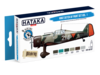 HTK-BS107 WW2 Dutch AF Vol. 1 Paint Set
