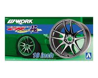 WORK EMOTION CR KIWAMI 18inch - Image 1