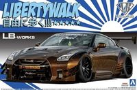 LB.Works R35 GT-R Type 2 Ver.1 Liberty Walk