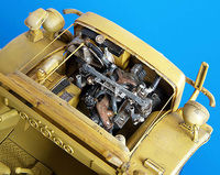 Horch 1a - engine set