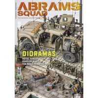 Abrams Squad nr 26 - Dioramas Hotel Kabul Dogs of War The Road to Basra