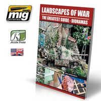 LANDSCAPES OF WAR: THE GREATEST GUIDE - DIORAMAS Vol.III - Rural Enviroments (English)
