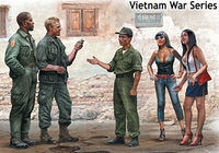 Somewhere in Saigon, Vietnam War Series - Image 1