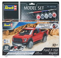 Ford F-150 Raptor Model Set