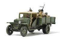 Russian 1.5Ton Cargo Truck - Model 1941 - Image 1