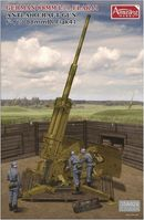 German 88mm L71 Flak 41 Anti-Aircraft Gun - Image 1