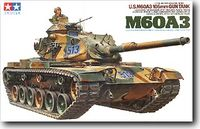 American MBT M60A3/105mm gun (Limited Re-Release) - Image 1