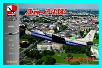 An-24W Polish Air Force