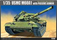 USMC M60A1 with Passive Armor - Image 1
