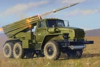 "Multiple Rocket Launcher BM-21 ""Grad"" - Image 1"