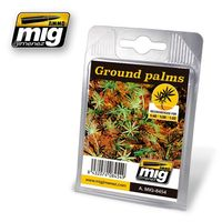 GROUND PALMS