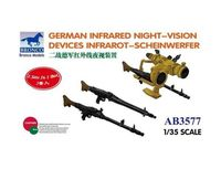 GERMAN INFRARED NIGHT-VISION DEVICES INFRAROT-SCHEINWERFER - Image 1
