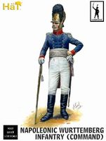 Napoleonic Wurttemberg Infantry Command (Action)