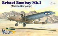 Bristol Bombay Mk.I (African campaign) - Image 1