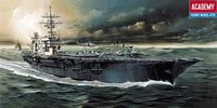U.S.S. CV-63 KITTY HAWK