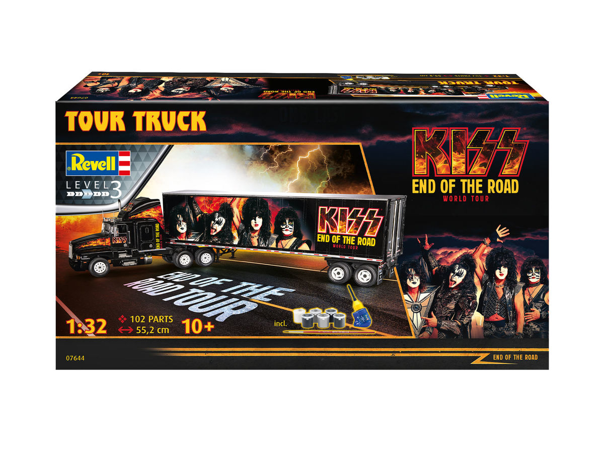 KISS Tour Truck - Image 1