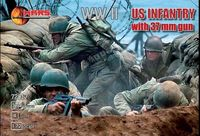 US Infantry (WWII) WWII with 37mm gun - Image 1