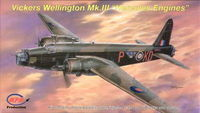 Vickers Wellington MKIII Hercules Engines - Image 1