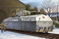 Russian Armoured Train